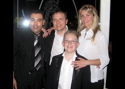 Ali, Boris WILD et Caroline MARX