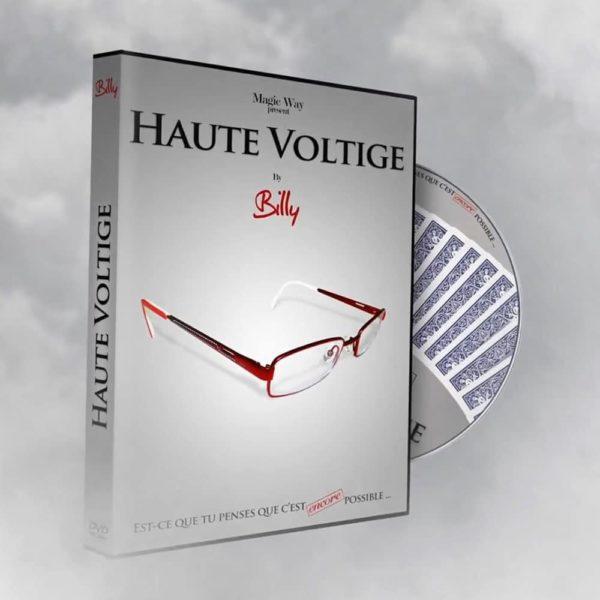 DVD Haute Voltige par Billy DEBU