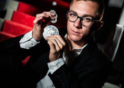 Magicien Close-up à Monaco
